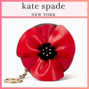 kate spade Ooh la la Poppy Coin Purse